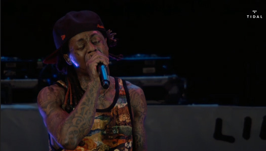 What Went Down At Lil Wayne 1st Annual Lil Weezyana Fest In New Orleans