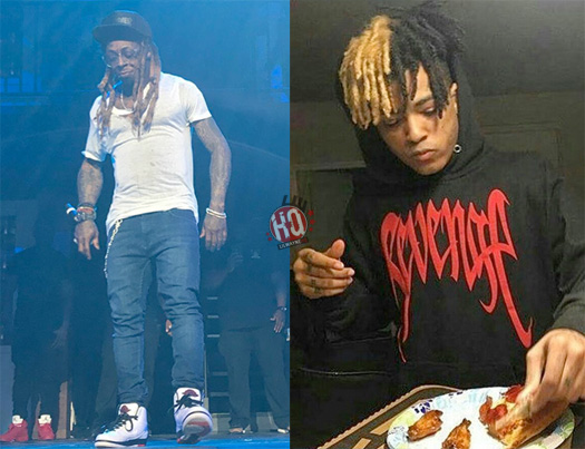 XXXTentacion Has A Song Called School Shooter Featuring Lil Wayne On Bad Vibes Forever