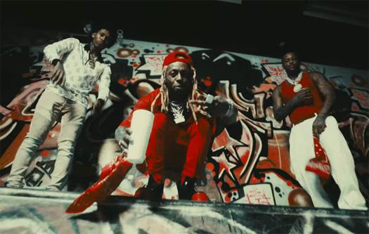 YG Blood Walk Feat Lil Wayne & D3szn Music Video