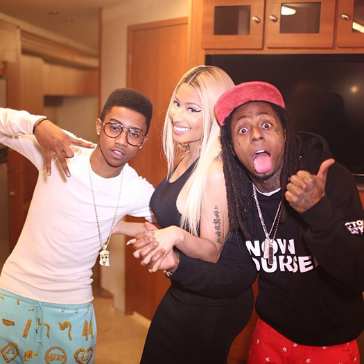 Lil Twist Discusses Being Compared To Lil Wayne By Wayne Himself