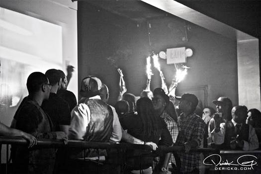 Lil Wayne At Club Cameo