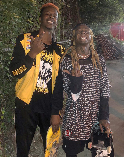 Young Money APAA Sports Release New Commercial For 2020 NFL Season With A Voice-Over From Lil Wayne