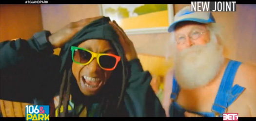 Young Money Lil Wayne Tyga & Nicki Minaj Senile Music Video