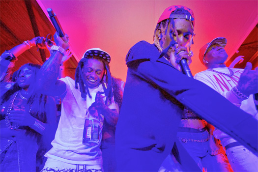 Young Thug Says He Recorded A Million Songs With Lil Wayne, Gets His Genius From Dwayne Carter