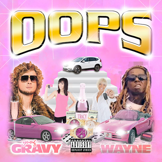 Yung Gravy oops Remix Feat Lil Wayne