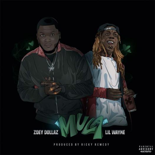 Zoey Dollaz Mula Feat Lil Wayne