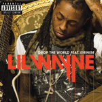 Lil Wayne Drop The World Single