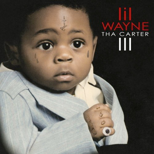 Lil Wayne Tha Carter 3 Album Cover