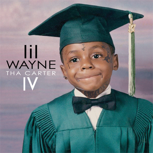 Lil Wayne Tha Carter 4 Album Cover