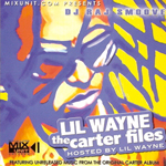 Lil Wayne The Carter Files Mixtape