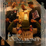 Lil Wayne Young Money The Mixtape Vol 1 Mixtape