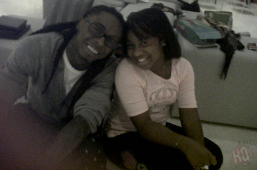 Lil Wayne & Daughter Reginae Carter