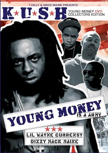 Lil Wayne Kush 1 DVD