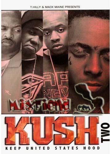 Lil Wayne Kush 2 DVD