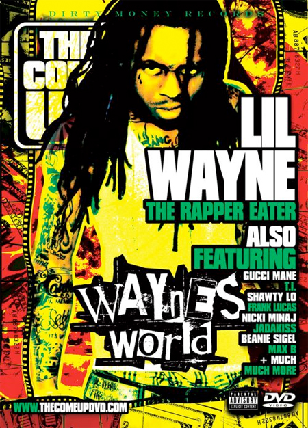 Lil Wayne The Come Up DVD Vol 17