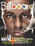 Lil Wayne Billboard Magazine Cover 2008