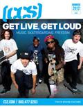 Lil Wayne CCS Magazine Cover 2012