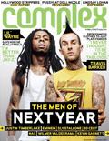 Lil Wayne Complex Magazine Cover 2006