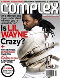 Lil Wayne Complex Magazine Cover 2008