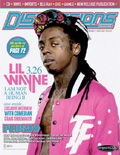 Lil Wayne Discussions Magazine Cover 2013