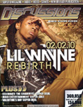 Lil Wayne Discussions Magazine Cover 2010