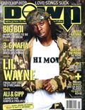 Lil Wayne DOWN Magazine Cover 2005