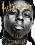 Lil Wayne Interview Magazine Cover 2011