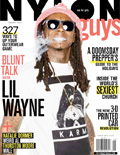 Lil Wayne NYLON Guys Magazine Cover 2014