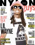 Lil Wayne NYLON Guys Magazine Cover 2014