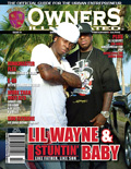 Lil Wayne Owners Illustrated Magazine Cover 2007