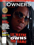 Lil Wayne Owners Toyz Guide Magazine Cover 2006