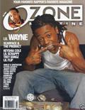Lil Wayne Ozone Magazine Cover 2006