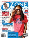Lil Wayne Ozone Magazine Cover 2007