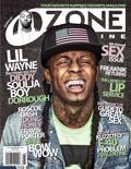 Lil Wayne Ozone Magazine Cover 2010
