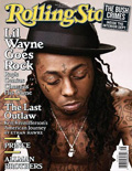 Lil Wayne Rolling Stone Magazine Cover 2009