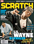 Lil Wayne Scratch Magazine Cover 2007