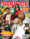 Lil Wayne The Source Magazine Cover 2009