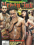Lil Wayne Urban Ink Magazine Cover 2010