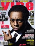 Lil Wayne Vibe Magazine Cover 2008