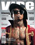 Lil Wayne Vibe Magazine Cover 2011