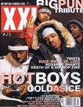 Lil Wayne XXL Magazine Cover 2000
