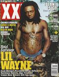 Lil Wayne XXL Magazine Cover 2005