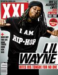 Lil Wayne XXL Magazine Cover 2007