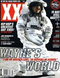 Lil Wayne XXL Magazine Cover 2008