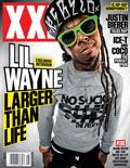 Lil Wayne XXL Magazine Cover 2011