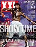 Lil Wayne XXL Magazine Cover 2012