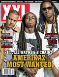 Lil Wayne XXL Magazine Cover 2013