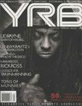 Lil Wayne YRB Magazine Cover 2008