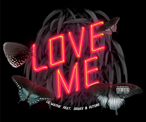 Purchase Lil Wayne Love Me Single