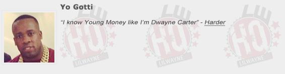Yo Gotti Shouts Out Lil Wayne